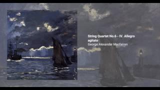 String Quartet No.6