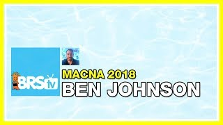 Ben Johnson: Trials and Tribulations of a One Man Aquarium Maintenance Company | MACNA 2018