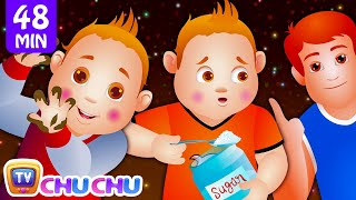 ChuChu TV Nursery Rhymes - US Version Vol.2 | Johny Johny Yes Papa Part 1, Part 2 & More Kids Songs