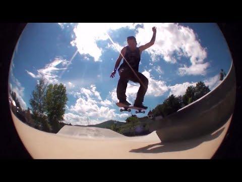 Lake George Skatepark | Halfpipe Thrills