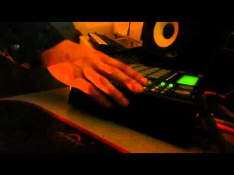 MPC 1000  fast made beat