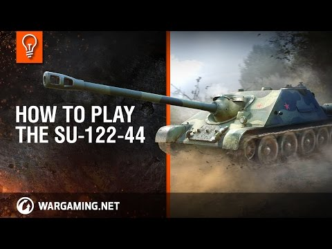 how to play su-122-44