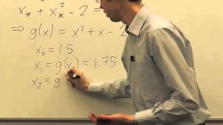 Iterative Methods (for Solving Equations) pt1 Dr. Anthony Yeates