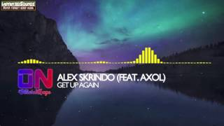 Alex Skrindo - Get Up Again (feat. Axol) [Subtitles Lyrics]