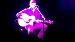 06 Anthony Green - Stone Hearted Man/How It Goes - Live At Irving Plaza