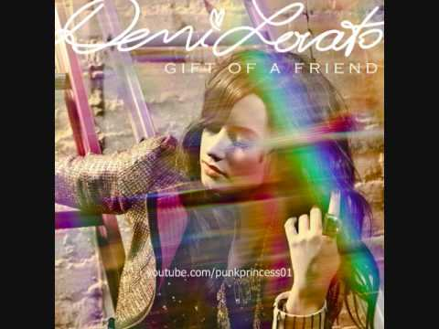 Gift Of A Friend - Demi Lovato (Instrumental / Karaoke) Mp3