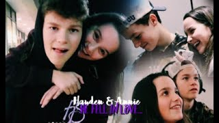 Hayden & Annie | He fell in love with his best friend [Hannie]