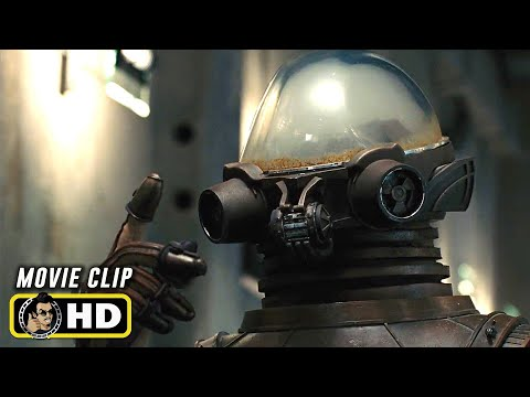 HELLBOY II (2008) Clip - Going to Ireland [HD] Guillermo del Toro