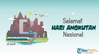 KABAR APA HARI INI: Hari Angkutan Nasional