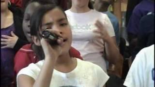 "PS22 Chorus ""Pearls"" Sade (a cappella intro)"