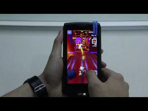 Blackview BV8000 Pro Preview Functions