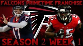 Madden 17 Falcons Franchise | Primetime League Season 2 Week 11! Very Unfortunate!