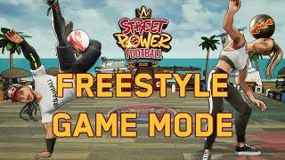 Trailer Gameplay modalità Freestyle