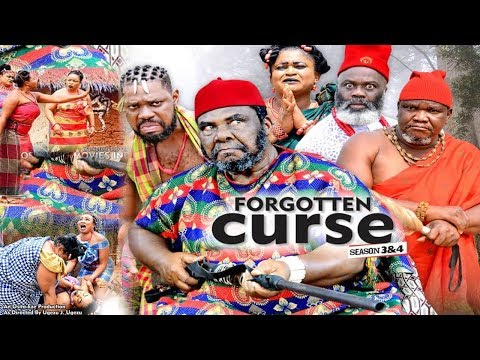 Forgotten Curse Season 8 (New Movie) - Pete Edochie|2019 Latest Nigerian Nollywood Movie