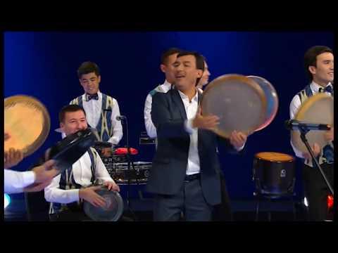 Bek Doirachilar ansambli -   Marud Azimov Turkicha navo
