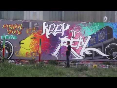 Teaser *Keep It Real* Mixtape by Raggadikal Sound