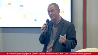 Business Operating System (BOS) - an implementation of ODA Core Commerce Management - Detailed