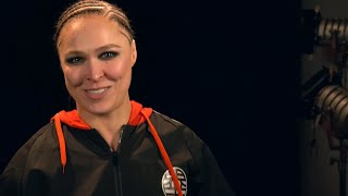 Ronda Rousey is elated Joan Jett will perform during her WrestleMania entrance