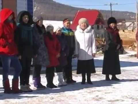 Съезд Клубов друзей Катунского заповедника в Усть-Канском районе. 2012 год.