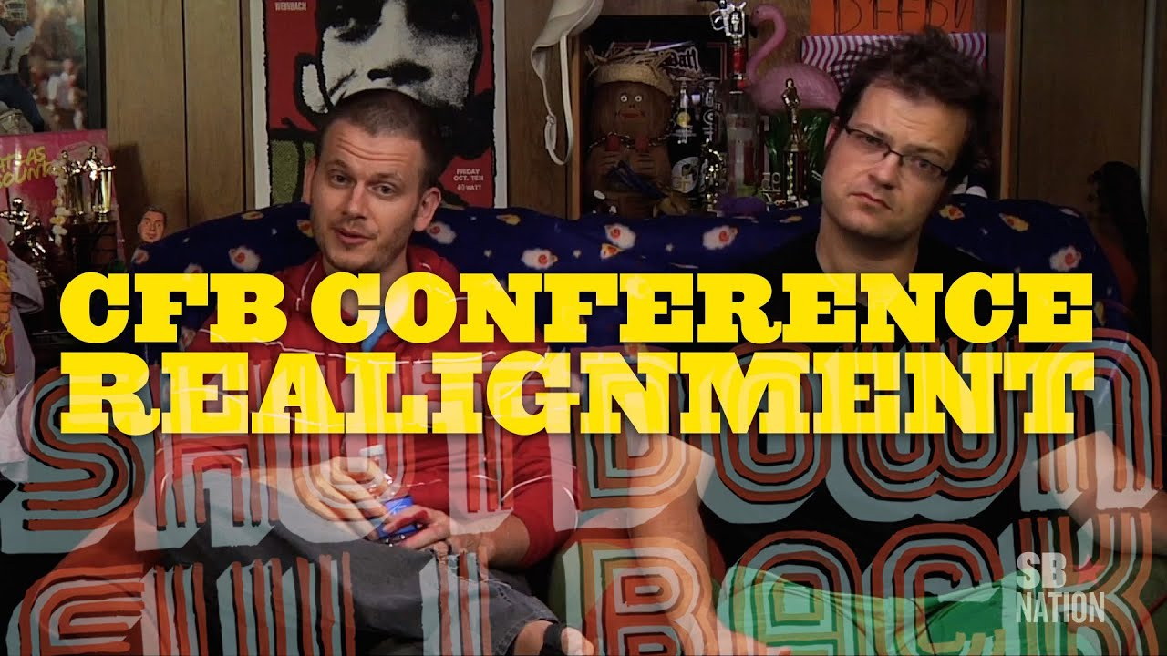 College Football Conference Realignment By Shutdown Fullback thumbnail