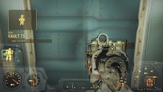 【PS4】FALLOUT 4(日本語版) - #97 Vault 75(Side Quest・Malden Middle School)