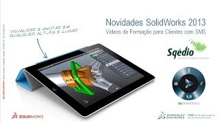 Novidades SolidWorks 2013: Introdução