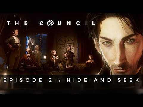 The Council Episode 2: Hide and Seek - Launch Trailer thumbnail
