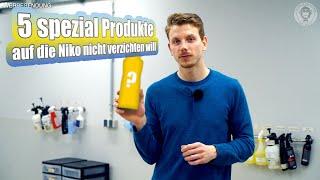 5 spezial Produkte | AUTOLACKAFFEN