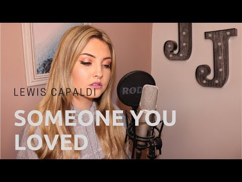 Lewis Capaldi - Someone You Loved | Cover By Jenny Jones - Jennyjonessinger