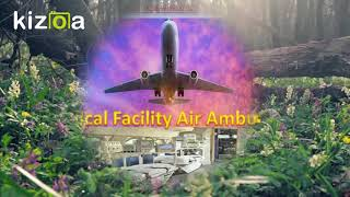 Low-Fare Air Ambulance Service in Ranchi with Medical Facility