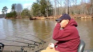 Southern Crappie Rods