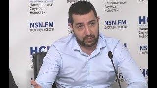 Пресс-конференция ИА «НСН», посвященная жертвам банковской системы