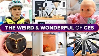 CES 2019: The weird and wonderful from Eureka Park