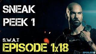 """S.W.A.T. - Episode 1.18 """"Patrol"""" - Sneak Peek VO #1"""