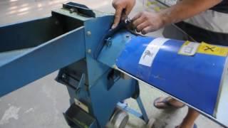 """Многофункциональный измельчитель стеблей электрический MS-350 от компании Интернет-магазин """"УчастОК"""" - видео"""