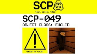 revealed gaming scp 049 - TH-Clip