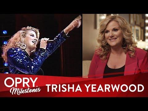 Trisha Yearwood's 20th Opry Member Anniversary | Opry Milestones | Opry