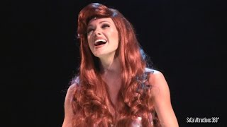 "[HD] Ariel Singing ""Part of you World"" Live! Little Meraid - Disney's Hollywood Studios"