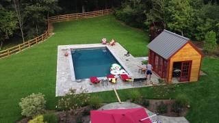 Inground Vinyl Pool Construction Process 2020