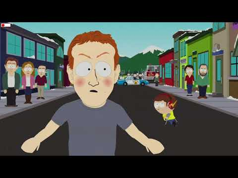South Park – Mark Zuckerberg