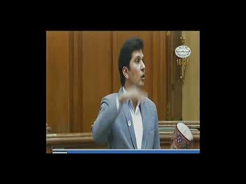 Aap Mla Saurabh Bhardwaj addresses at Delhi Vidhan Sabha