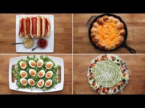 4 Easy Halloween Appetizers