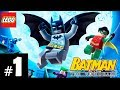 O Inicio Lego Batman The Videogame 1
