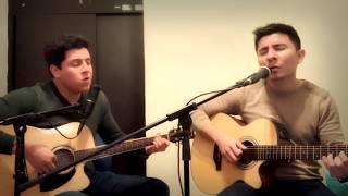 Cover romantico - Cuando tu me besas - El Bebeto