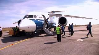 АН-148- Е Ближнемагистральный пассажирский самолёт