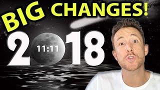 Full Moon (Super Moon!) - Energy Update For January 1st, 2018