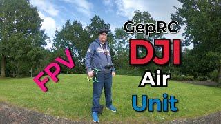 GepRC Mark 4 - DJI Air Unit - FPV - TBS Tango 2