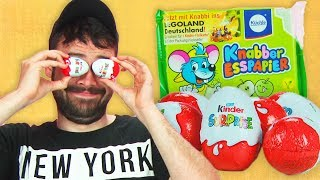 Irish People Taste Test German Candy