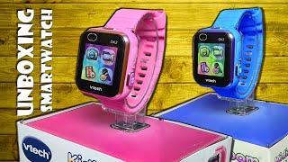 Unboxing VTech Kidizoom Smart Watch DX2 Smartwatch mit zwei Kameras Kinder Spielzeug 5-12 Jahre [4K]