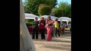 preview picture of video 'Fiestas de la Fundación de NUEVO BAZTAN, que cumple 286 años'